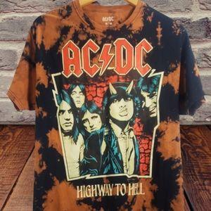 "AC/DC ""Highway to Hell"" / Tye-Dye Tee"